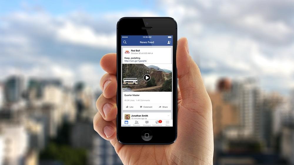 Facebook muestra su YouTube personal