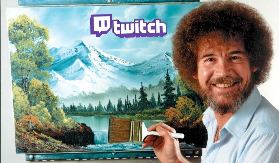 Twitch presenta el primer canal para que veamos como trabajan los artistas