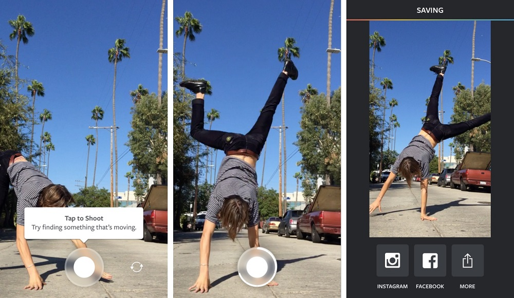 toreoweb de la selfie al boomerang
