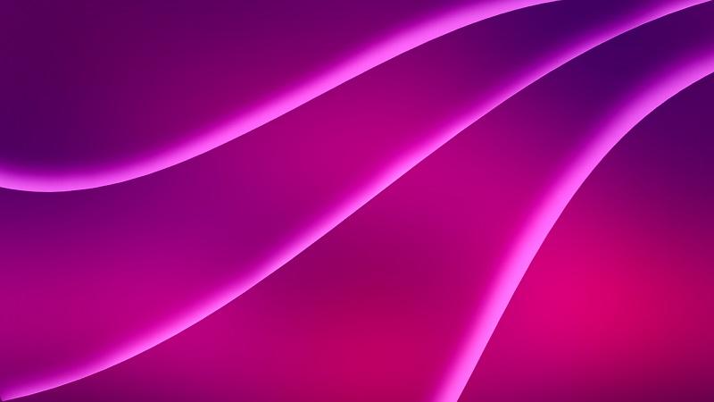 Rojo rosa y violeta los colores mas virales