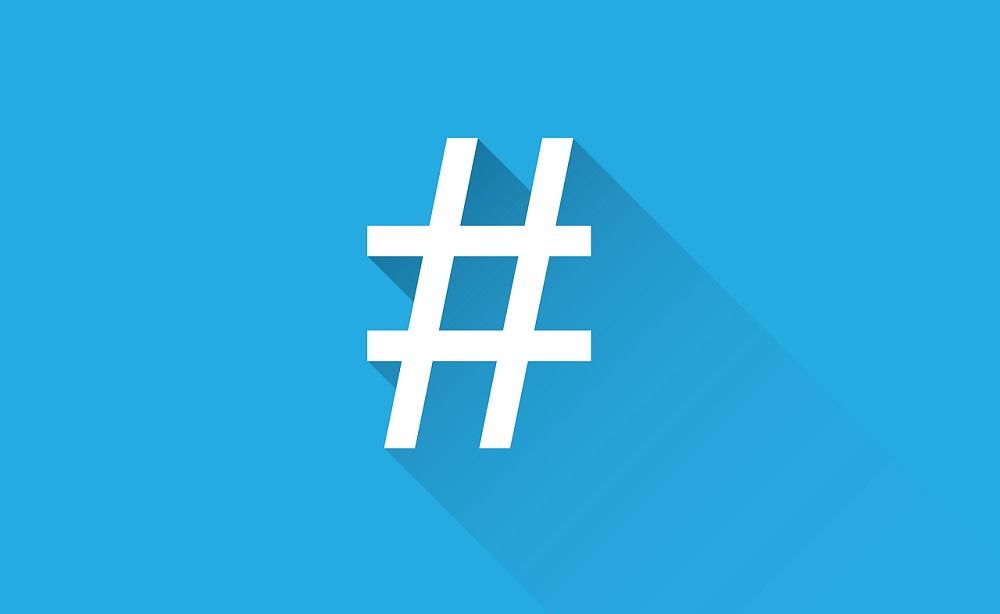 los tuits sin hashtag generan interaccion