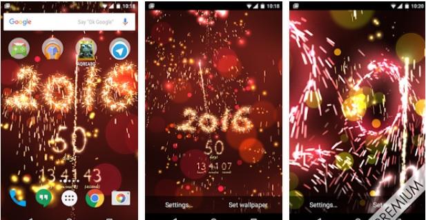 Felicita el Ano Nuevo con estas aplicaciones