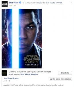 foto laser star wars