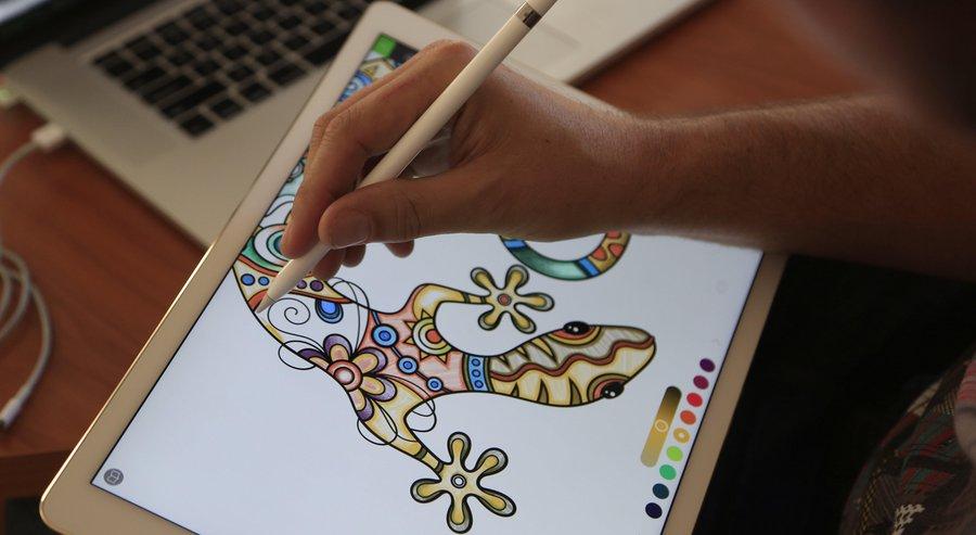 Pigment: el libro digital para pintar | ToreoWeb