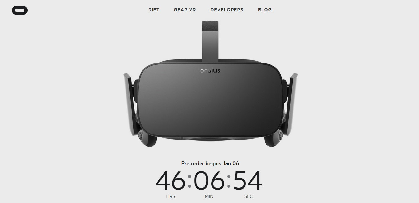 Los Reyes Magos traen las Oculus Rift