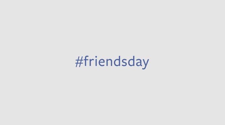 Facebook celebra el dia de la Amistad con video personalizado