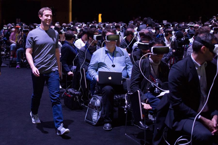 Mark Zuckerberg en MWC2016