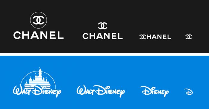Una nueva tendencia en branding logos responsive