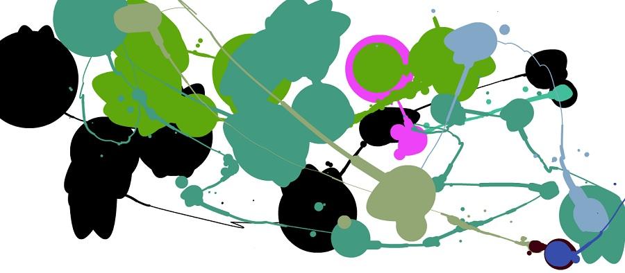 Crea arte a lo Pollock en estas dos paginas web
