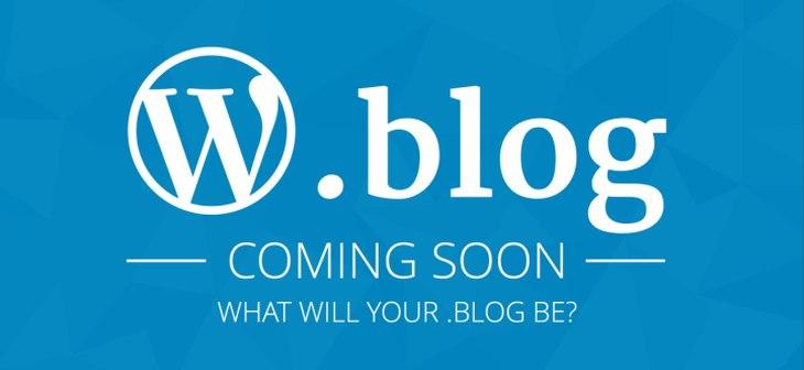 Nacen los dominios blog en WordPress