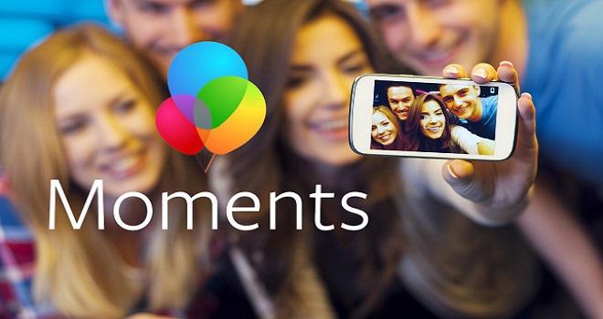 Facebook te obliga a instalar Moments para que no pierdas tus fotos