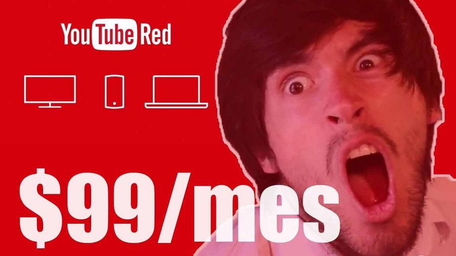YouTube Red y YouTube Music aterrizan en Mexico para competir con Spotify y Netflix