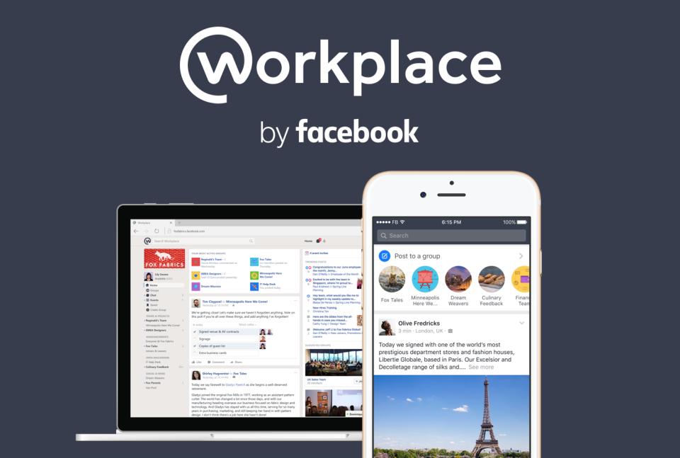 facebook-lanza-workplace-la-plataforma-social-para-empresas